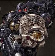 Guardian de la muerte ordo xenos
