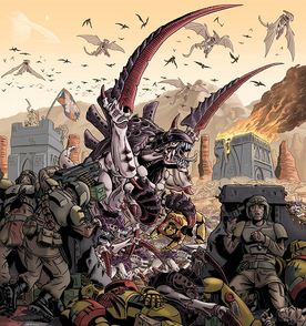 Invasion tiranida