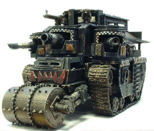 Orko fortaleza de batalla