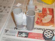 Titan Reaver 6 Lanzamisiles 3 Union de tubos