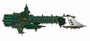 Flota Crucero ligero intrepido