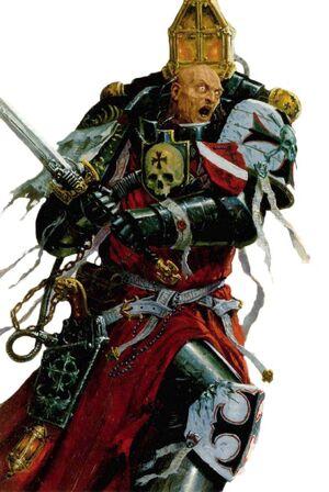 Gran Mariscal Templarios Negros