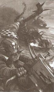 Motoriztaz Orkos 4ª edición ilustración