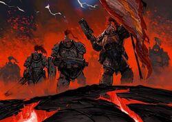 Imperio guerreros trueno preimperio