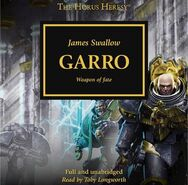Audio Garro weapon of fate 01