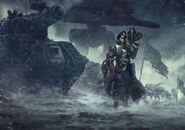 Comisario yarrick guerra armageddon wikihammer