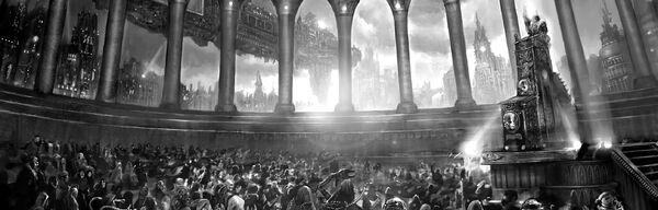 Mundo imperial discurso proclamacion