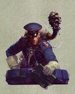 Comandante Tanque Mordia