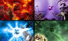 Dioses Caos Chaos Gods Warhammer 40k Wikihammer