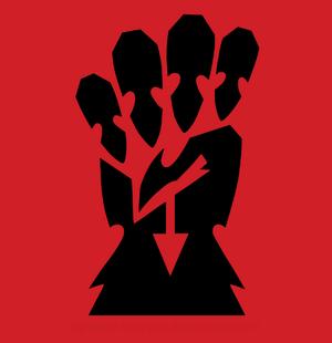 Emblema Corsarios Rojos Wikihammer