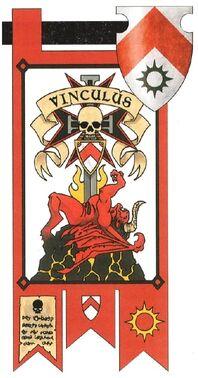 Estandarte Cruzada de Vinculus