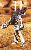 Señor Espectral Dreadnought Eldar 2ª Edición Miniatura