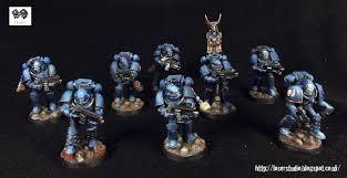 Escuadra Táctica Amos de la Noche Maximus