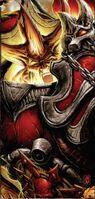 Lorgar príncipe demonio