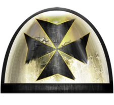 Emblema Templarios Negros