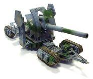 GI módulo de transporte cañon earthshaker