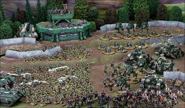 Imperial Guard Army LARGE IMAGE