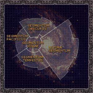 Mapa segmentums completo