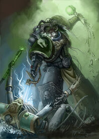 Salamandra contra necron