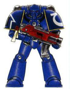 Servoarmadura Mk4 Herejia Marines Espaciales Wikihammer
