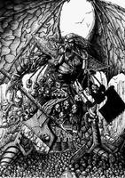 Angron principe demonio wikihammer
