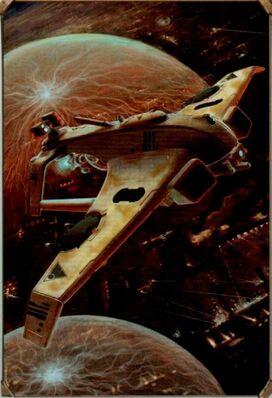 Bombardero Tiburón Solar Shark Tau Warhammer 40k Wikihammer