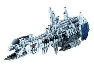 Crucero de Asalto Astartes Ultramarines