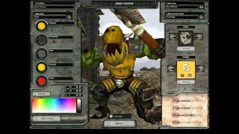 Dawn of war Soulstorm - Enhanced mod