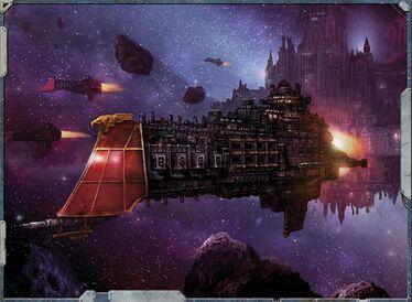 Flota de batalla Koronus