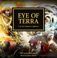 Audio eye of Terra