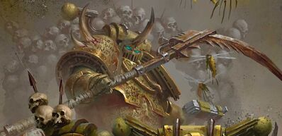 Caos guardia de la muerte Vorx