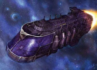 Flota carguero estelar