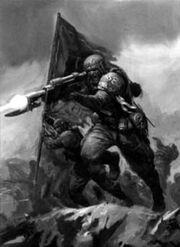 Guardia imperial escuadra infanteria BN