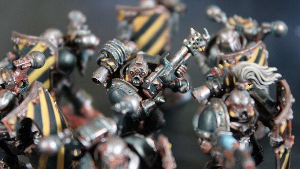 Guerreros de hierro herejía de horus wikihammer 12