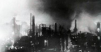 Mundo forja contaminacion