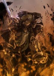 Primarca Lion El'Jonson 2 Wikihammer 40k