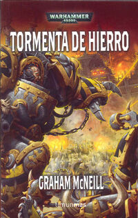 Tormenta de hierro wikihammer portada 2
