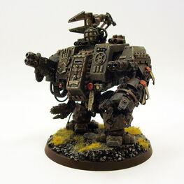 Dreadnought agaphon manos de hierro