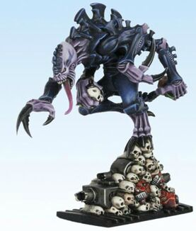 Líder Progenie Genestealer Tiránido Space Hulk