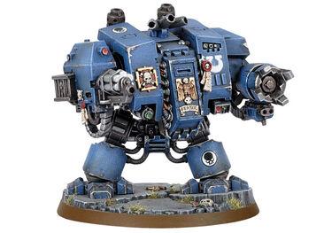 Mini Dreadnought ultramarines