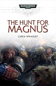 Novela Hunt for Magnus