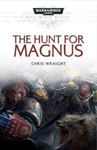 Novela Hunt for Magnus