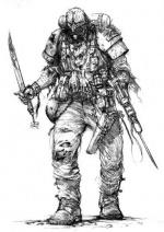Caos soldado del magister enok inokenti