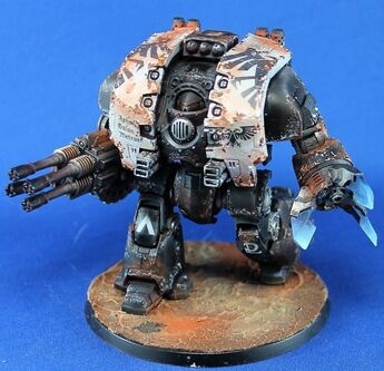 Dreadnought Leviathan Guardia del Cuervo