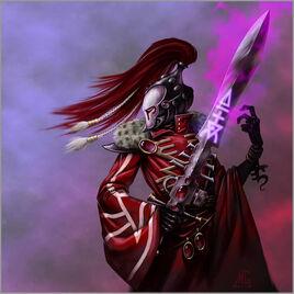 Eldar de saim hann warlock