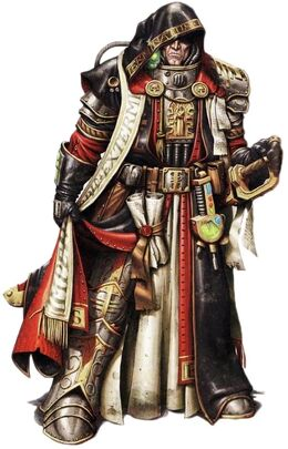 Inquisidor ordo xenos wikihammer