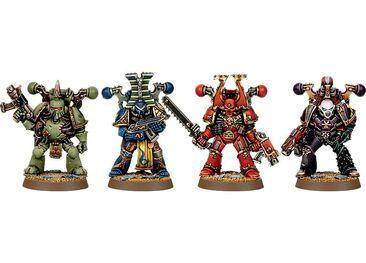 Mini marines del Caos