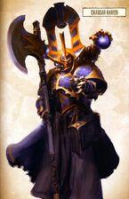 Caos mil hijos Iskandar Khayon Hechicero Legión Negra