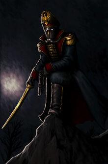 Comisario del Korps de la Muerte de Krieg