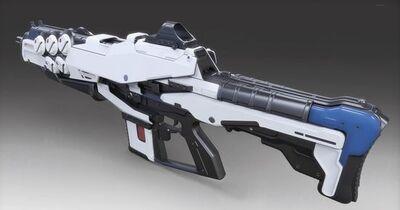 Fusil de asalto PTC600 Fernlicht